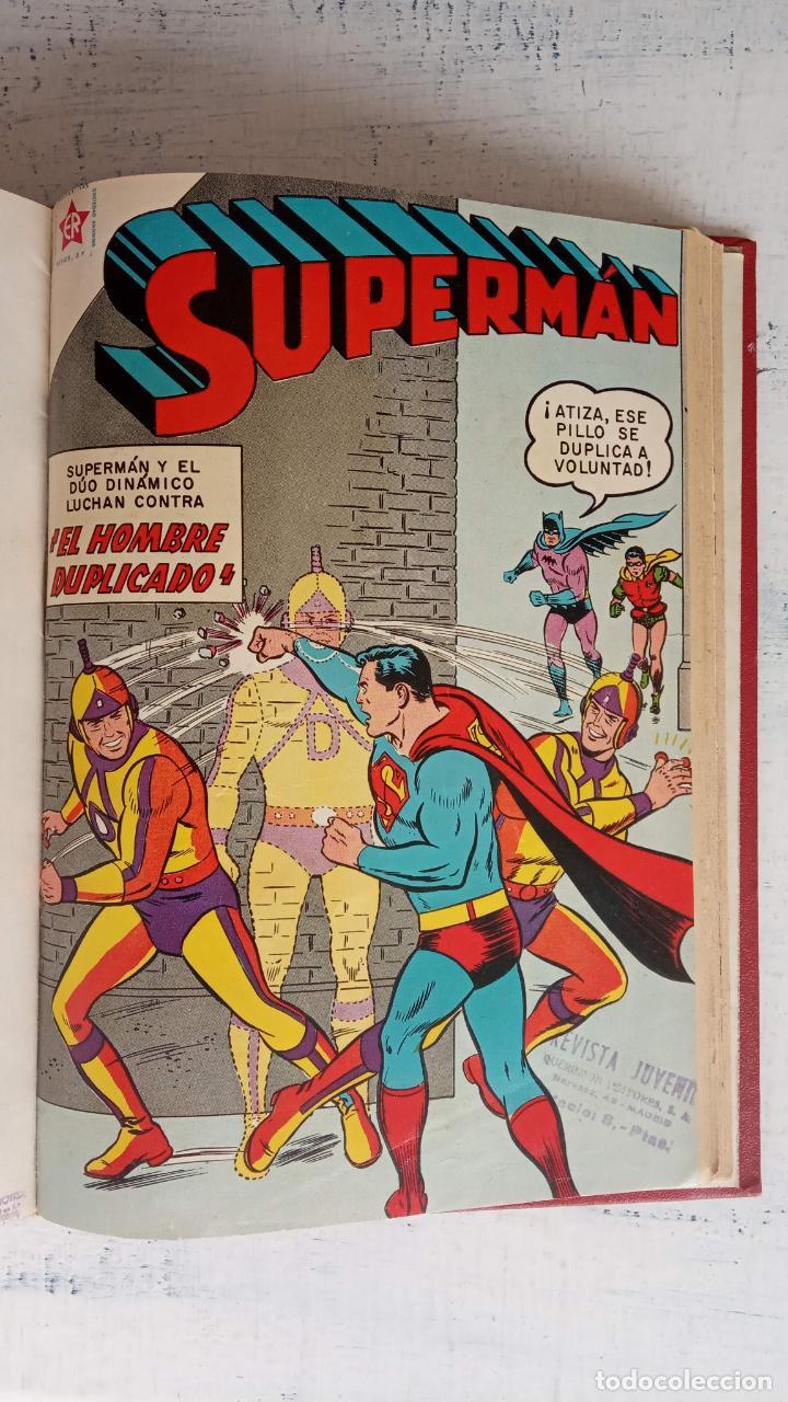 Tebeos: SUPERMAN - EXTRAORDINARIO - 1-6-1958, 1-4-1959, 1-9-59 - 217,222,228,229,237,238,241,257,258,259 - - Foto 70 - 152223234