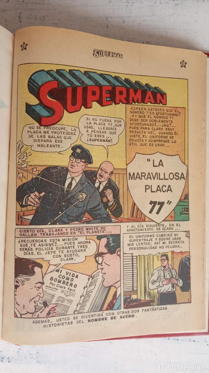 Tebeos: SUPERMAN - EXTRAORDINARIO - 1-6-1958, 1-4-1959, 1-9-59 - 217,222,228,229,237,238,241,257,258,259 - - Foto 72 - 152223234