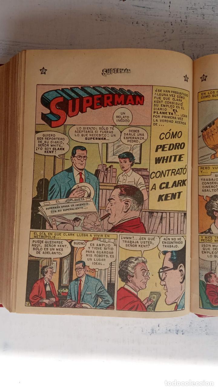 Tebeos: SUPERMAN - EXTRAORDINARIO - 1-6-1958, 1-4-1959, 1-9-59 - 217,222,228,229,237,238,241,257,258,259 - - Foto 73 - 152223234