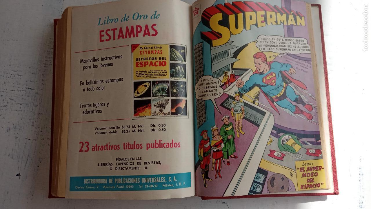 Tebeos: SUPERMAN - EXTRAORDINARIO - 1-6-1958, 1-4-1959, 1-9-59 - 217,222,228,229,237,238,241,257,258,259 - - Foto 76 - 152223234
