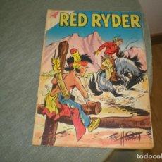 Tebeos: RED RYDER Nº 40. Lote 152391742