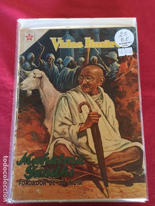 NOVARO VIDAS ILUSTRES NUMERO 25 NORMAL ESTADO (Tebeos y Comics - Novaro - Vidas ilustres)