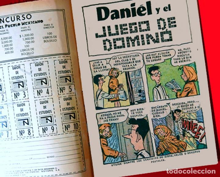 Tebeos: DANIEL EL TRAVIESO, - LOTE DOS COMICS; Nº: 68 (1970) y 133 (1973) - EDITORIAL NOVARO - ORIGINALES. - Foto 3 - 152828870