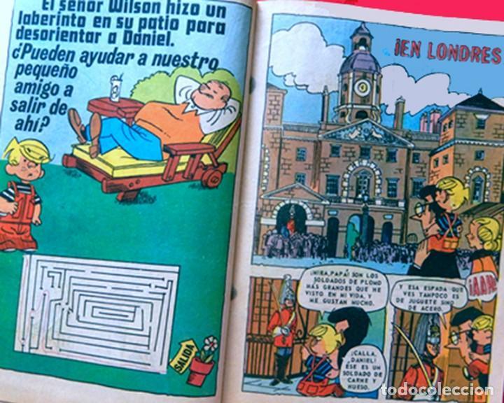 Tebeos: DANIEL EL TRAVIESO, - LOTE DOS COMICS; Nº: 68 (1970) y 133 (1973) - EDITORIAL NOVARO - ORIGINALES. - Foto 5 - 152828870