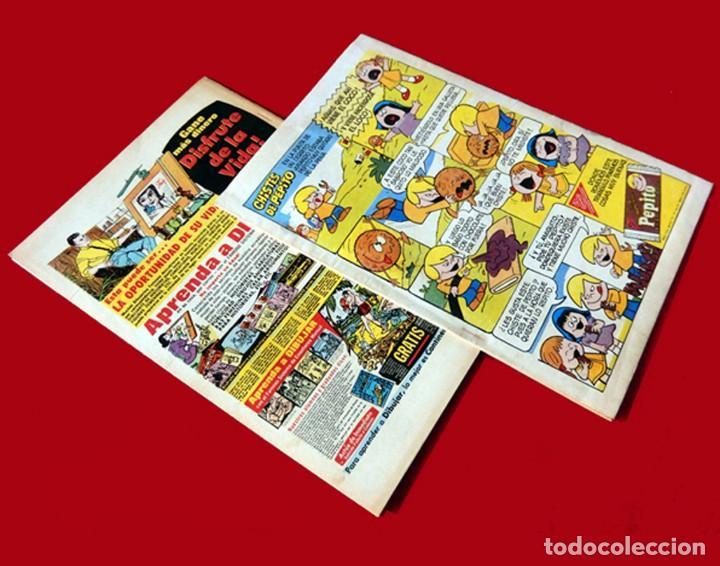 Tebeos: DANIEL EL TRAVIESO, - LOTE DOS COMICS; Nº: 68 (1970) y 133 (1973) - EDITORIAL NOVARO - ORIGINALES. - Foto 6 - 152828870