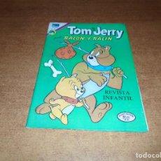 Tebeos: COMIC NOVARO TOM Y JERRY AÑO XXII Nº 358 (23 DIC 1972) . Lote 152843502