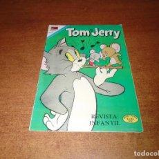 Tebeos: COMIC NOVARO TOM Y JERRY AÑO XIX Nº 289 (2 MAYO 1970) PUBLICIDAD CROQUETAS CAMPEÓN API-CAN. Lote 152843542