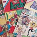 Tebeos: 3 REVISTAS COMPLETAS ARCHI- EDITORIAL NOVARO - AÑOS 1969 - 1970 - 1971 - OFERTA !. Lote 152905318