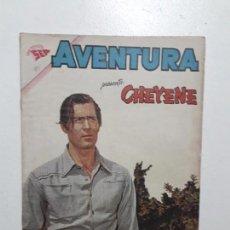 Tebeos: AVENTURA N° 249 - CHEYENE - ORIGINAL EDITORIAL NOVARO. Lote 153431570