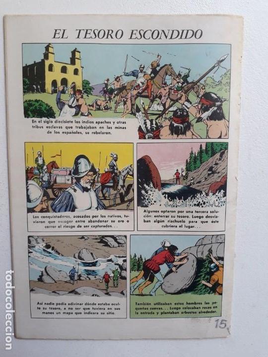 Tebeos: Domingos alegres n° 480 - Furia - original editorial Novaro - Foto 4 - 153597482