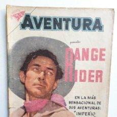 Tebeos: AVENTURA N° 97 - RANGE RIDER - ORIGINAL EDITORIAL NOVARO. Lote 153662450