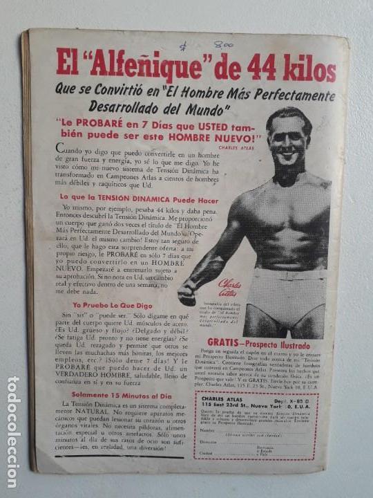 Tebeos: Hopalong Cassidy n° 112 - original editorial Novaro - Foto 3 - 153717790