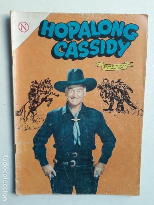HOPALONG CASSIDY N° 112 - ORIGINAL EDITORIAL NOVARO (Tebeos y Comics - Novaro - Hopalong Cassidy)