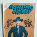 Tebeos: HOPALONG CASSIDY N° 112 - ORIGINAL EDITORIAL NOVARO. Lote 153717790