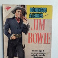 Tebeos: DOMINGOS ALEGRES N° 348 - JIM BOWIE - ORIGINAL EDITORIAL NOVARO. Lote 153718606