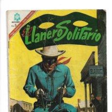 Tebeos: EL LLANERO SOLITARIO, Nº 164. AÑO 1966. EDITORIAL NOVARO.. Lote 153762034
