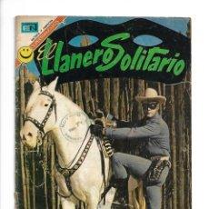 Tebeos: EL LLANERO SOLITARIO, Nº 265. AÑO 1972. EDITORIAL NOVARO.. Lote 153763238