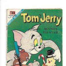 Tebeos: TOM Y JERRY, Nº 261. AÑO 1968. EDITORIAL NOVARO.. Lote 153786130