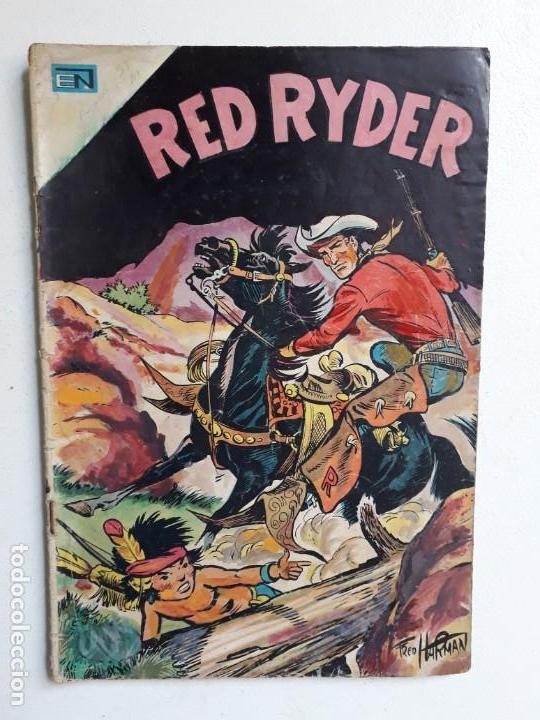 RED RYDER N° 289 - ORIGINAL EDITORIAL NOVARO (Tebeos y Comics - Novaro - Red Ryder)