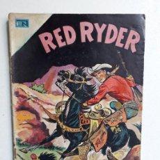 Tebeos: RED RYDER N° 289 - ORIGINAL EDITORIAL NOVARO. Lote 153916338