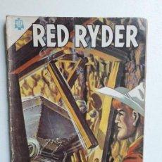 Tebeos: RED RYDER N° 142 - ORIGINAL EDITORIAL NOVARO. Lote 153916994