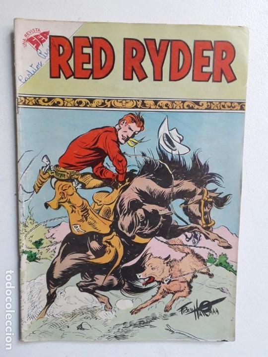 RED RYDER N° 68 - ORIGINAL EDITORIAL NOVARO (Tebeos y Comics - Novaro - Red Ryder)