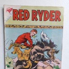 Tebeos: RED RYDER N° 68 - ORIGINAL EDITORIAL NOVARO. Lote 153917278