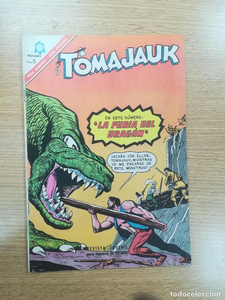 TOMAJAUK #135 (Tebeos y Comics - Novaro - Otros)