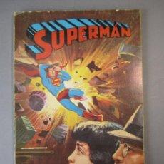 Tebeos: SUPERMAN (1973, NOVARO) -LIBROCOMIC- 37 · 1973 · SUPERMÁN. Lote 153973990