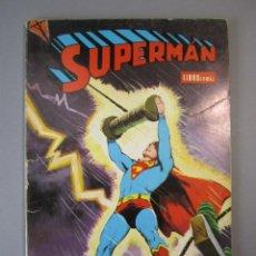 Tebeos: SUPERMAN (1973, NOVARO) -LIBROCOMIC- 36 · 1973 · SUPERMÁN. Lote 153974722