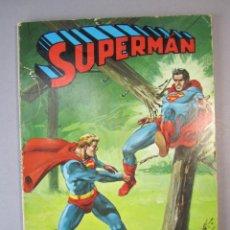 Tebeos: SUPERMAN (1973, NOVARO) -LIBROCOMIC- 11 · 1973 · SUPERMÁN. Lote 153975086