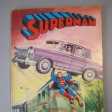 Tebeos: SUPERMAN (1973, NOVARO) -LIBROCOMIC- 19 · 1973 · SUPERMÁN. Lote 153975914