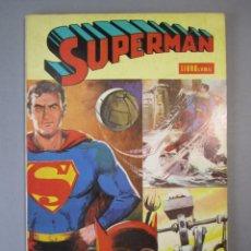 Tebeos: SUPERMAN (1973, NOVARO) -LIBROCOMIC- 33 · 1973 · SUPERMÁN. Lote 153976946