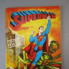 Tebeos: SUPERMAN (1973, NOVARO) -LIBROCOMIC- 49 · 1973 · SUPERMÁN. Lote 153980138