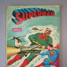 Tebeos: SUPERMAN (1973, NOVARO) -LIBROCOMIC- 1 · 1973 · SUPERMÁN. Lote 153981914