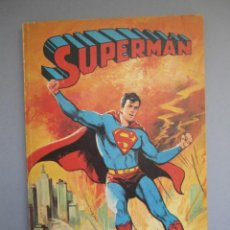 Tebeos: SUPERMAN (1973, NOVARO) -LIBROCOMIC- 23 · 1973 · SUPERMÁN. Lote 154094342