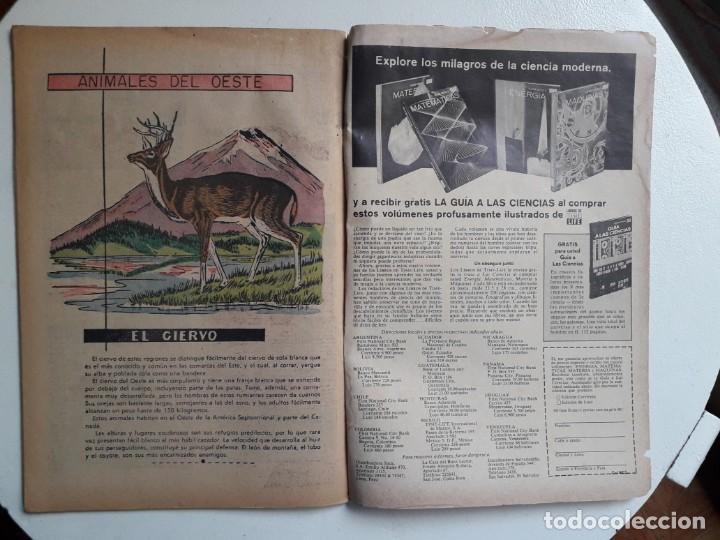 Tebeos: Roy Rgoers n° 199 (foto en portada) - original editorial Novaro - Foto 3 - 154094550