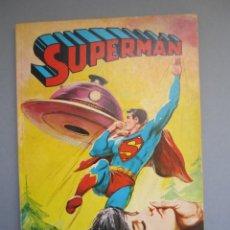 Tebeos: SUPERMAN (1973, NOVARO) -LIBROCOMIC- 21 · 1973 · SUPERMÁN. Lote 154094582