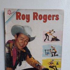 Tebeos - Roy Rogers n° 158 (foto en portada) - original editorial Novaro - 154094666