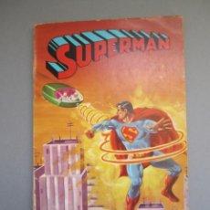 Livros de Banda Desenhada: SUPERMAN (1973, NOVARO) -LIBROCOMIC- 13 · 1975 · SUPERMÁN. Lote 154094834