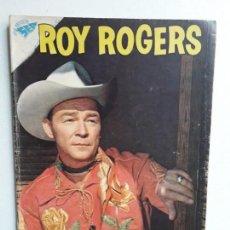 Tebeos - Roy Rogers n° 85 (foto en portada) - original editorial Novaro - 154095130