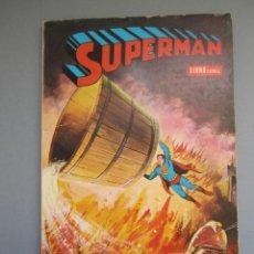Tebeos: SUPERMAN (1973, NOVARO) -LIBROCOMIC- 35 · 1973 · SUPERMÁN. Lote 154095846