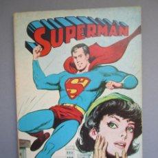 Tebeos: SUPERMAN (1973, NOVARO) -LIBROCOMIC- 25 · 1973 · SUPERMÁN. Lote 154097362