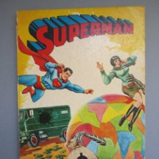 Tebeos: SUPERMAN (1973, NOVARO) -LIBROCOMIC- 7 · 1973 · SUPERMÁN. Lote 154098078