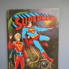 Tebeos: SUPERMAN (1973, NOVARO) -LIBROCOMIC- 46 · 1973 · SUPERMÁN. Lote 154101938