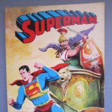 Tebeos: SUPERMAN (1973, NOVARO) -LIBROCOMIC- 24 · 1973 · SUPERMÁN. Lote 154102242