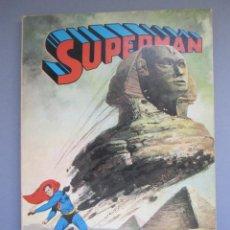 Tebeos: SUPERMAN (1973, NOVARO) -LIBROCOMIC- 27 · 1973 · SUPERMÁN. Lote 154102490