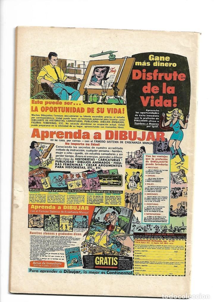 Tebeos: Grandes Viajes, Los Grandes Safaris, Nº 86. Año 1970. Editorial Novaro, S. A. - Foto 2 - 154228422