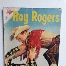 Tebeos: ROY ROGERS N° 34 (FOTO EN PORTADA) - ORIGINAL EDITORIAL NOVARO. Lote 154234286