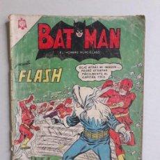 Tebeos: BATMAN N° 314 - FLASH! - ORIGINAL EDITORIAL NOVARO. Lote 154367298